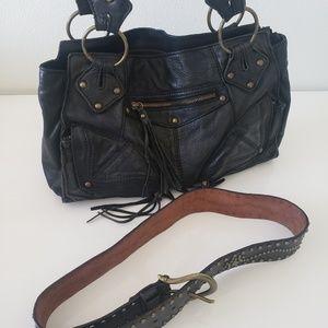 Purse and belt